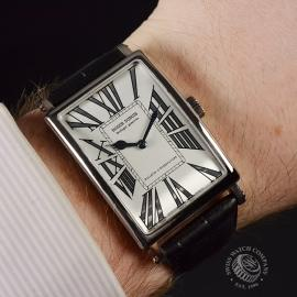 1351P Roger Dubuis Much More 18ct White Gold Wrist