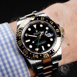 RO22314S- Rolex GMT-Master II Wrist
