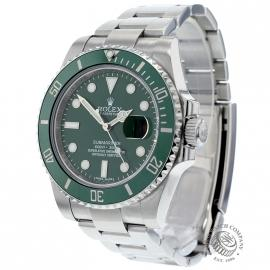 Rolex Submariner Date Green Bezel