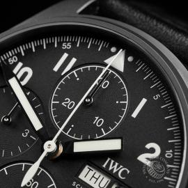 IW1955P IWC Pilots Chronograph Limited Edition Close3