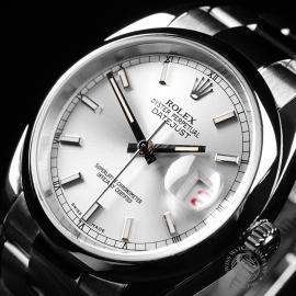 RO22164S Rolex Datejust 36 Close2