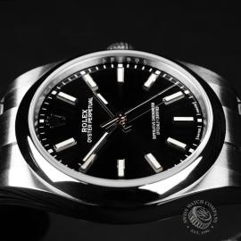 RO21977S Rolex Oyster Perpetual 39 Close6