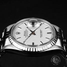 RO1921P Rolex Vintage Datejust 36 Close6