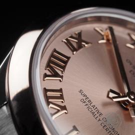 RO22560S Rolex Ladies Datejust Midsize Close6