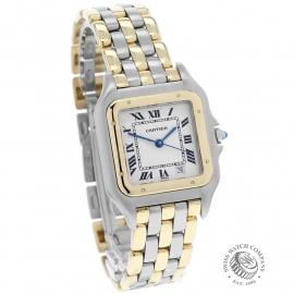 CA22473S Cartier Panthere 3-Row Dial