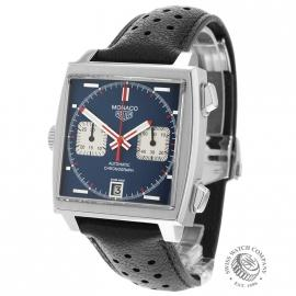 Tag Heuer Monaco 40th Anniversary Limited Edition