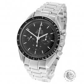 OM22683S  Omega Speedmaster Moonwatch Back 1