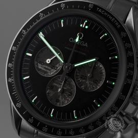 OM21366S Omega Speedmaster Professional Apollo Soyuz 35th Anniversary Limited Edition Close1