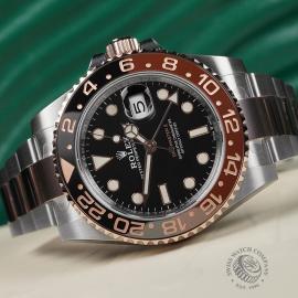 RO22536S Rolex GMT-Master II Unworn Close2