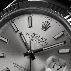 RO20850S Rolex Datejust 41mm Close5