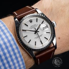 RO1918P Rolex Vintage Datejust 36 Wrist