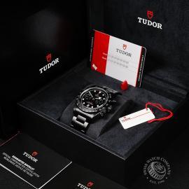 TU22227S Tudor Heritage Black Bay Chronograph Dark Box