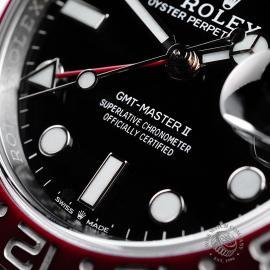 RO21787S Rolex GMT-Master II BLRO Close4