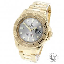 RO22152S Rolex Yacht-Master 40 Back