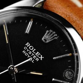 RO22084S Rolex Vintage Oyster Royal Close3
