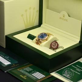 RO1816P Rolex Datejust 18ct Box