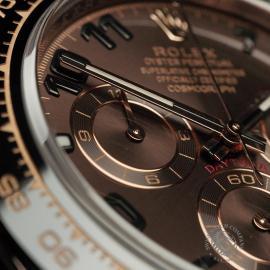 RO22335S Rolex Daytona Everose Ceramic Close5