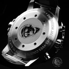 IW21710S IWC Aquatimer Chronograph Close9