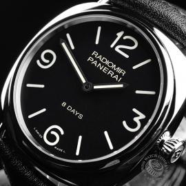 PA22114S Panerai Radiomir Black Seal 8 Days Close2