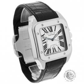 CA1820P Cartier Santos 100 Dial
