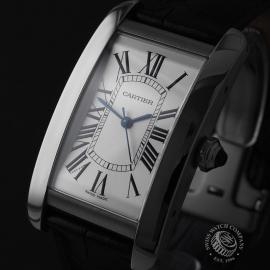 CA1922P Cartier Tank Americaine Large Close1