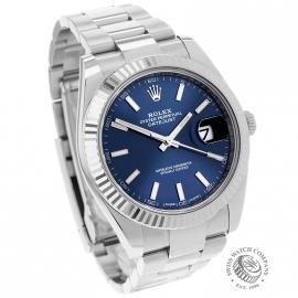 RO21703S Rolex Datejust 41 Dial
