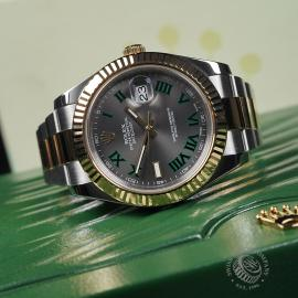 RO22692S Rolex Datejust II Close10
