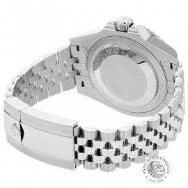 RO21783S Rolex GMT Master II BLRO Back