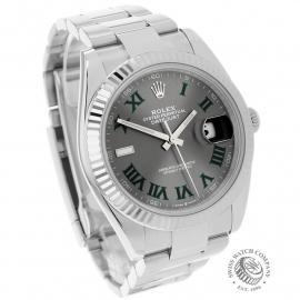 RO22028S Rolex Datejust 41 Dial 1