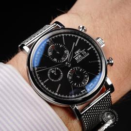 IW21825S IWC Portofino Chronograph Wrist