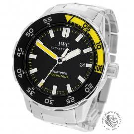 IW22186S IWC Aquatimer 2000 Back