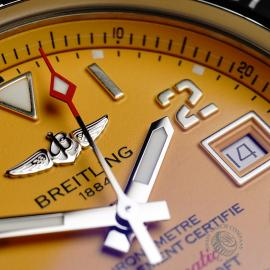 BR22011S Breitling Avenger II Seawolf Close5