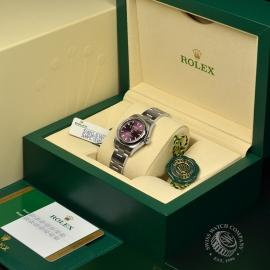 RO21167S Rolex Ladies Oyster Perpetual Box
