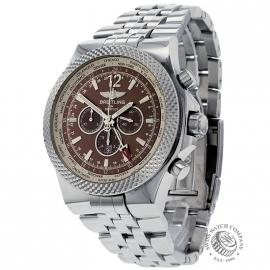 Breitling Bentley GMT World Timer