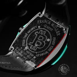 FM1948P Franck Muller Vanguard 'Encrypto' Limited Edition Close9