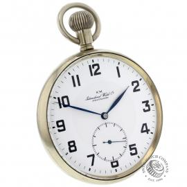 IW844F IWC Vintage 'Kriegsmarine' Pocketwatch Dial