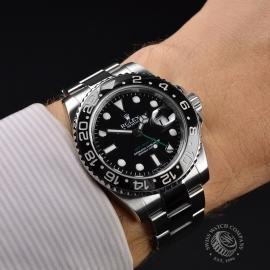 RO21313S Rolex GMT Master II Wrist