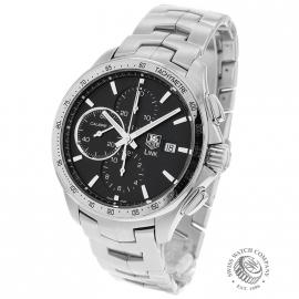 TA19959S Tag Heuer Link Calibre 16 Chrono Back