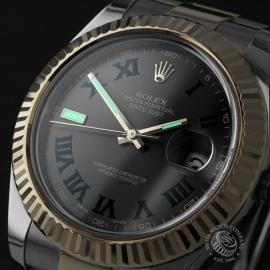 RO22692S Rolex Datejust II Close1