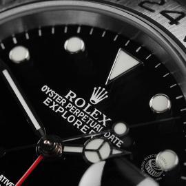 RO22510S Rolex Explorer II Close3