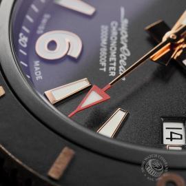 BR22775S Breitling Superocean 46 Blacksteel Close6