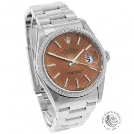 RO22684S Rolex Datejust 36 Dial