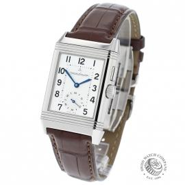 Jaeger LeCoultre Reverso Duo Night and Day