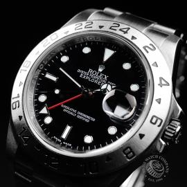 RO21714S Rolex Explorer II Close2