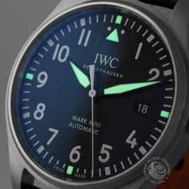 IW21223S IWC Pilots Watch Mark XVIII Close1
