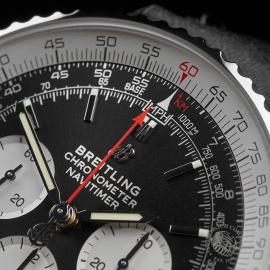BR22725S Breitling Navitimer B01 Chronograph 46 Close3