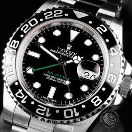 RO22201 Rolex GMT-Master II Close 2