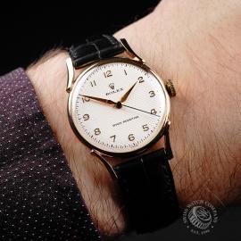 RO-800F Rolex Vintage 9ct Wrist