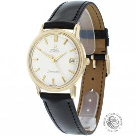 Omega Vintage 9ct Gents Dress Watch