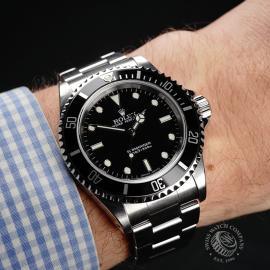 RO22249S Rolex Submariner Non-Date '2-Line' Wrist